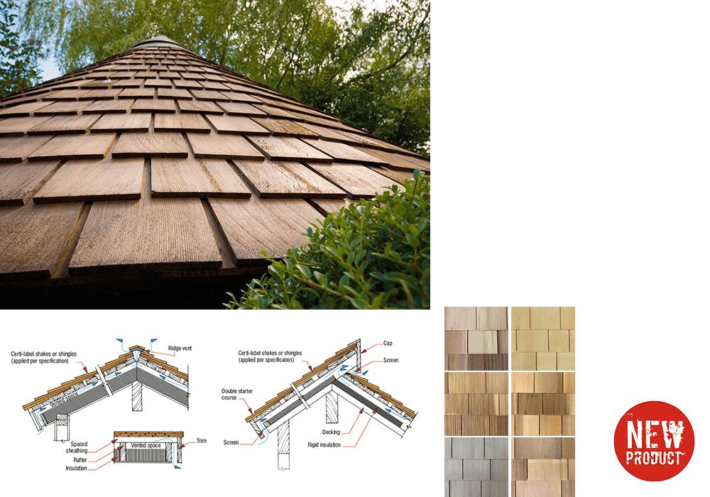 DGLifestyles.com Cedar Roofing