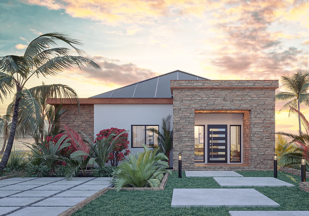 LuX PreCreate Home - Opulent