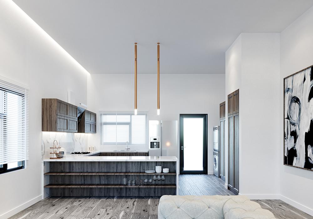 LuX PreCreate Home - Interior